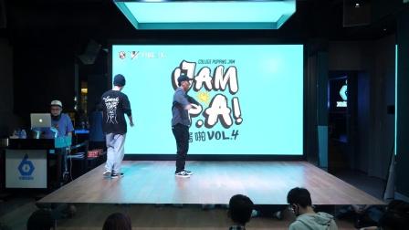高思寒 VS 刘成龙 8进4 - 酱啪JAM P.A VOL.4