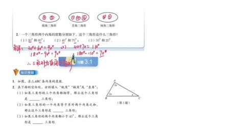 什么三角形-三角形-七年级数学