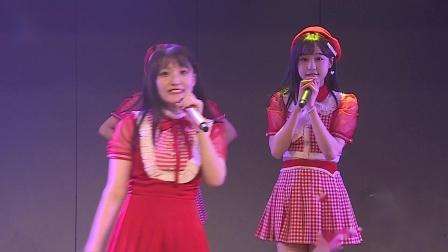 《梦想的旗帜》 《梦想家》 SNH48 TeamX 20191020