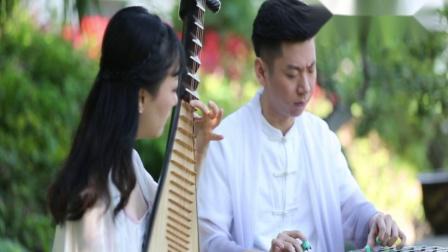 古筝与琵琶深情演绎《九张机》,身临其境感受穿越时空的爱恋~