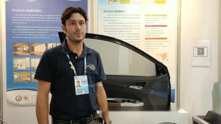 皓志纳米 汽车智能调光膜视频案例