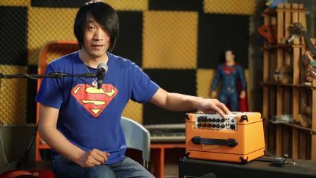 orange橘子AC30原声吉他音箱左轮评测