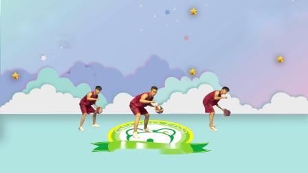 小飞蛙—篮球操《泰山与珍妮》