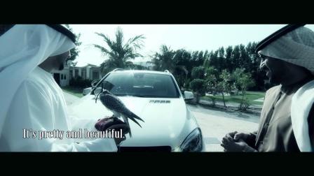 奔驰汽车广告 (阿联酋版本)