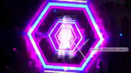 极乐净土配乐舞蹈LED背景视频