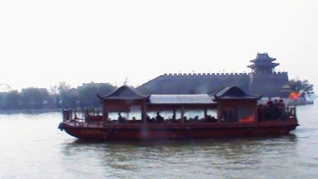 聊城一日游  东昌湖