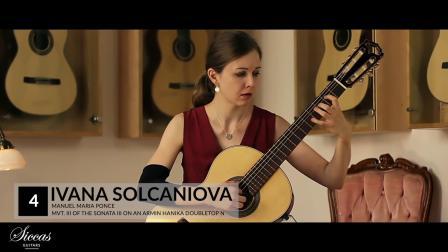 【古典吉他】带你见识最棒的庞塞作品