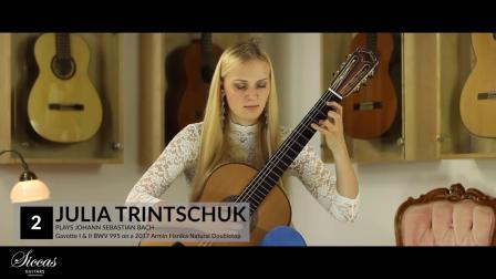 【古典吉他】这是最棒的巴赫作品!
