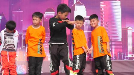 (10)海选  东阿第二届少儿街舞大赛freestyle