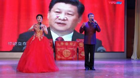 周子 王军演唱京歌《中国的脊梁》