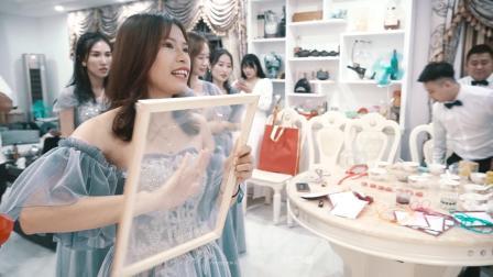 「C & L」October10.2019婚礼影像丨WEDDING FILM