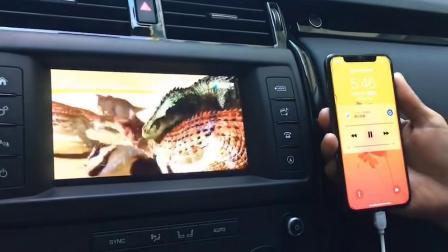 第四代无线CarPlay模块 1️⃣ 苹果手机 CarPlay功能 2️⃣ 苹果手机 视频播放功能 3️⃣ 安卓手机 CarLife 4️⃣ 安卓手机 视频播放