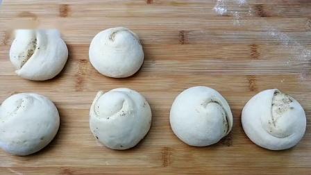 椒盐烧饼最好的做法,咸香酥脆,出锅抢着吃,做法简单,一看就会