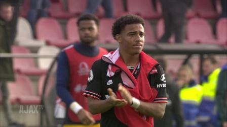 Highlights Ajax O19 - Chelsea O19