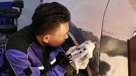 标众汽车维修无腻子钣金数据复原技术培训