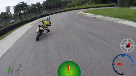 Supermoto Practice with Speedangle Apex