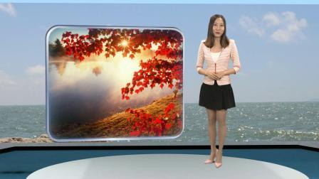 20191024 茂名天气预报节目