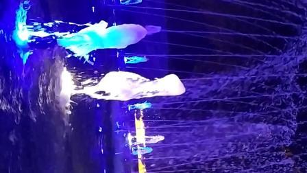 济南市济南市第二机床厂音乐喷泉