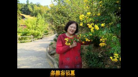 南昌市商校「艳华」学妹的亮丽风采《久别的人》