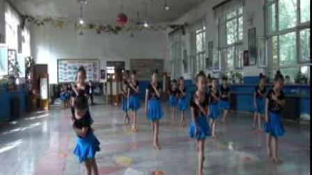乌鲁木齐市新荷拉丁舞考级(内部视频)2
