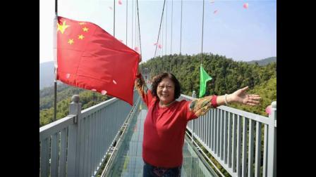 南昌市商校「艳华」学妹的亮丽风采《畅游南昌太阳谷》