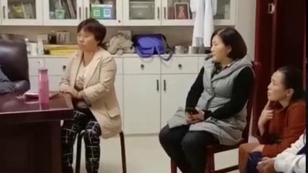 江西省景德镇市珠山区志愿者拜访坐堂医了解患者情况