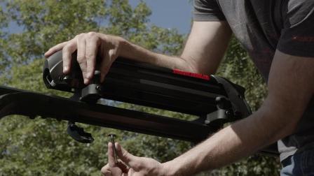 ReelDeal 小精灵 车顶钓竿支架 简介及安装
