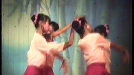 恭城中学1993年校庆晚会《竹林深处》