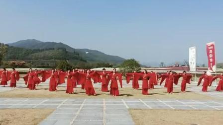 木兰风采九~汉服秀《中国梦🇨🇳华服情》-杭州木兰拳协会