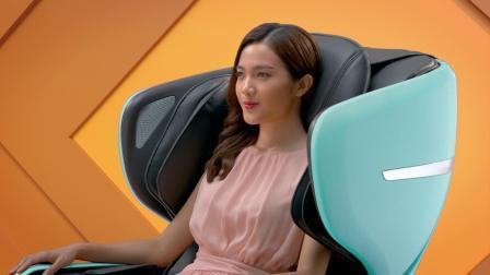 OSIM V手天王按摩椅 -产品视频