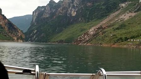 贵州六盘水牂牁江旅游景点
