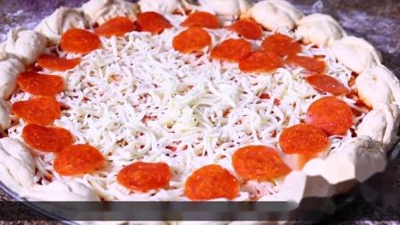 必胜客推出人造肉披萨,采用大豆蛋白制成,首款定价70RMB!