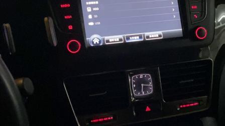 红旗H7  音响改装案例
