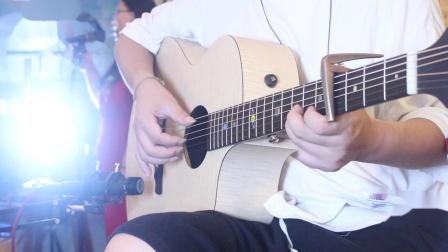 原版吉他弹唱 杨丞琳 年轮说