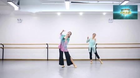 古典舞教学讲解分解动作全套教材凉凉之6-4