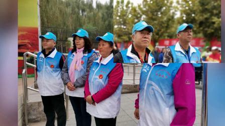 东方红志愿者团队2019.10.24京津翼残疾人门球邀请赛志愿者服务