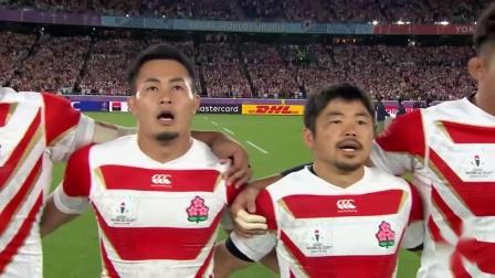 长集锦:2019小组赛日本vs苏格兰