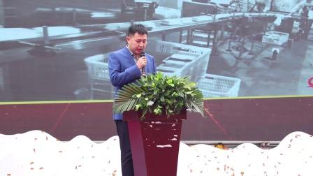 《特色重庆》栏目——第十一届中国(重庆)火锅美食文化节—河北全乐食品有限公司