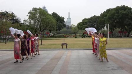 07-旗袍秀《小小新娘花》表演:南京丁香水兵舞团
