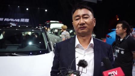 专访:一汽丰田汽车销售有限公司总经理田青久