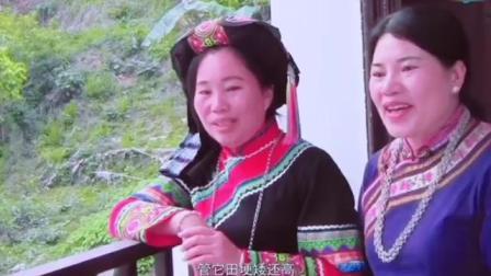 广西西林县壮族山歌文化纪录片杨昌雄情歌民间山歌