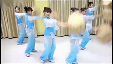 教师舞蹈《茶山情歌》民族舞蹈