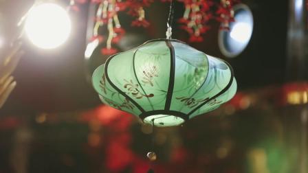 林清  中国风婚礼样片