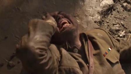 兵出潼关鬼子炸毁重炮阵地我军死伤惨重逃走的鬼子很得意