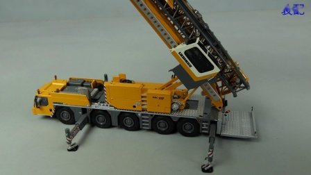 WSI Liebherr MK 140 by Cranes Etc TV