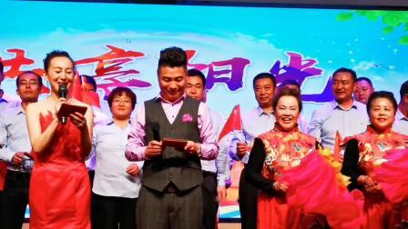 """东旺疃社区举行了""""实施垃圾分类""""培训讲座及文艺演出"""