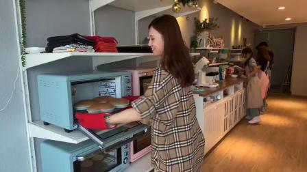 简简单单🥰就很美好~韩式简约奶油蛋糕(上集)