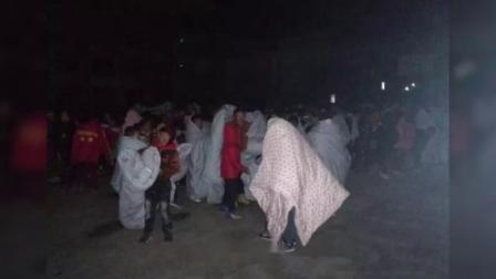 今晨 甘肃甘南州夏河县发生5.7级地震