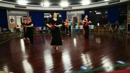 东北秧歌舞《爷爷奶奶和我们》学习中……2019.10.27