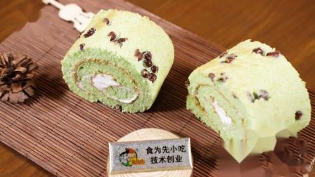 食为先:广州哪里能学做抹茶蛋糕?蛋糕难不难做?怎么学?